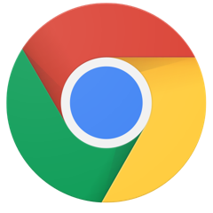 Chrome logotyp